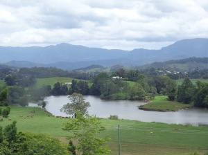 Photo Tweed River NSW